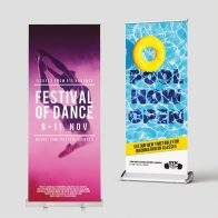POP UP BANNERS 2020